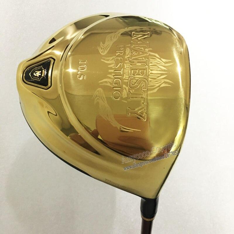 Nouveau Maruman Golf Clubs Majesté Prestigio 9 Golf Pilote 9.5 Loft Graphite shaft Golf Droitier Pilote Livraison gratuite Cooyute