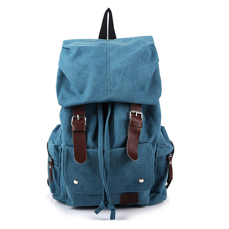 New Vintage Backpack Canvas Backpack Leisure Travel School Bag Unisex Laptop Backpacks Men Backpack Mochilas new fashion vintage backpack canvas backpack teens leisure travel school bags laptop computers unisex backpacks men backpack