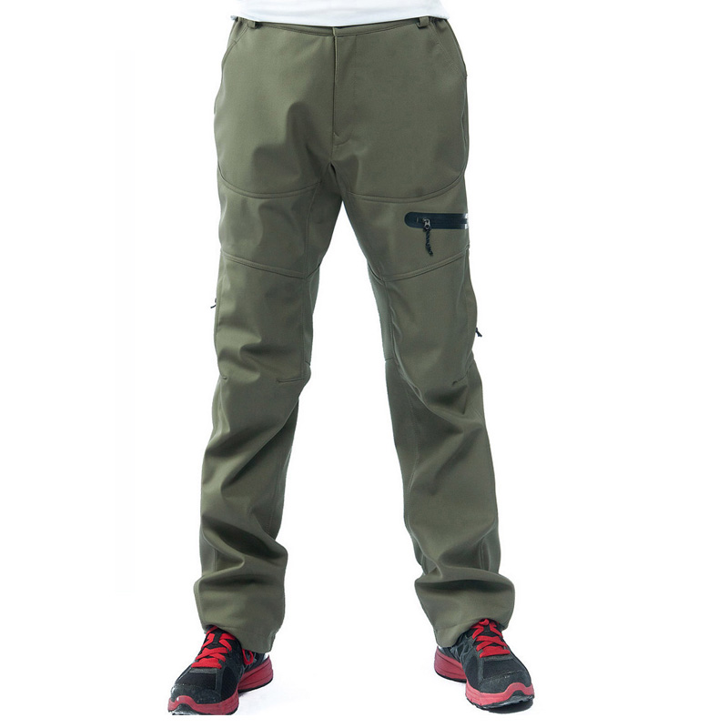 ФОТО NEW Trousers Hiking pants men's outdoor anti-UV breathable sports skiing pants Mammoth UV Shield Waterproof windproof