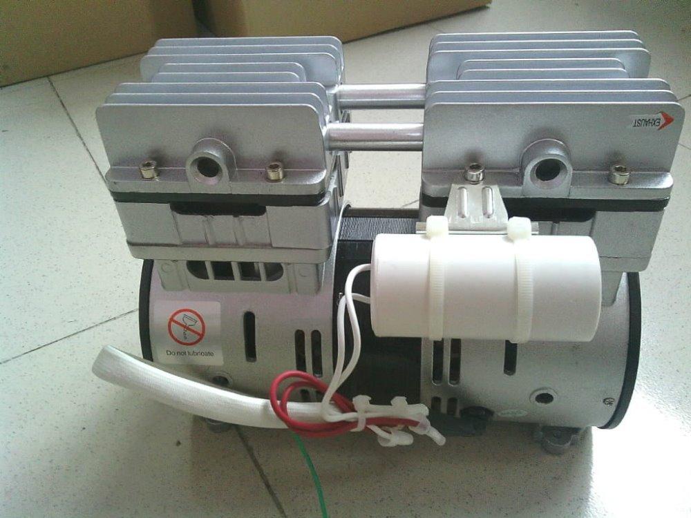 Taiwan JY140H 100L/min oilless vacuum pump, mini vacuum pump, environmental protection and energy saving -90KPa AC220V energy economical and environmental analysis of industrial boilers