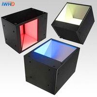 38*42ミリメートルマシンビジョン光源同軸光源産業led照明自動検出専用青と