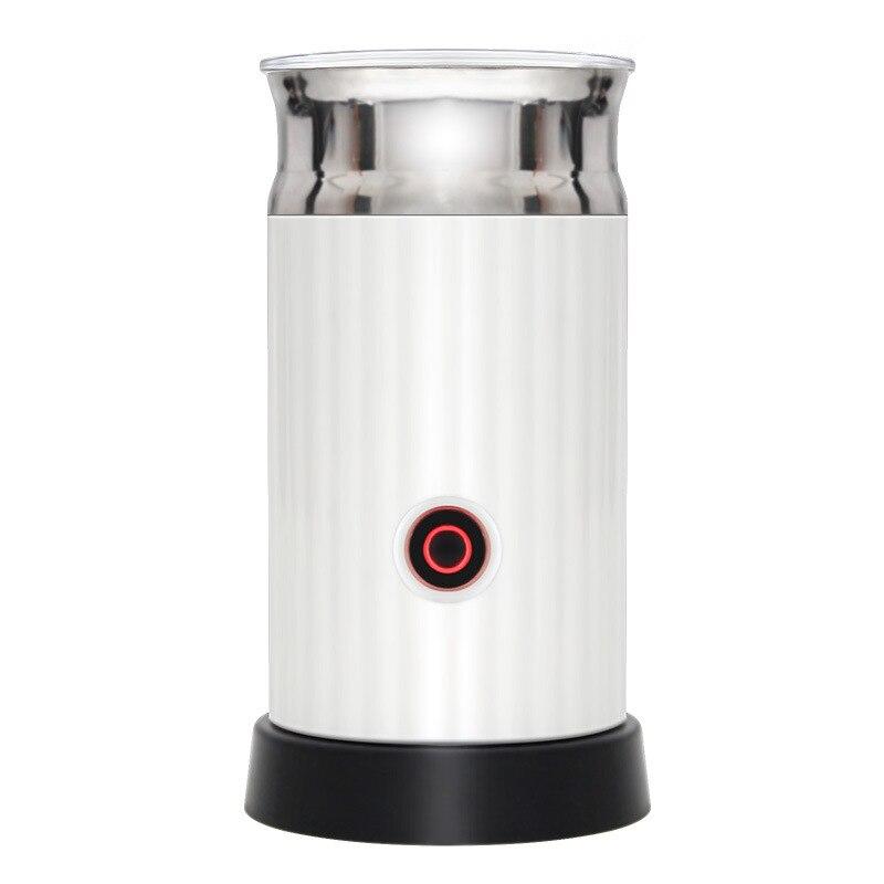 Machine à mousser le lait électrique chaud et froid café chauffe-lait Machine en acier inoxydable intérieur mousse douce maison Cappuccino 220 V