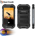 "Originais 4.7 ""ips hd blackview bv6000 bv6000s telefone móvel android à prova d' água 6.0 4g lte 3 gb + 32 gb/2 gb + 16 gb dual sim de smartphones"