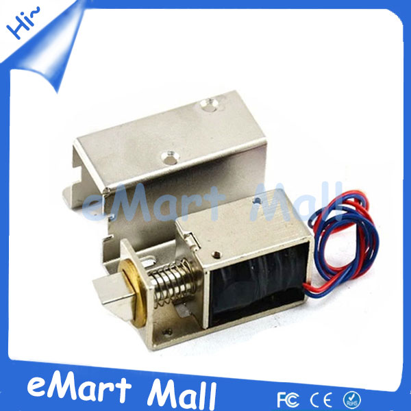 Mini Electric Lock Small Mini Cabinet Lock Access control Lock Mini Bolt Lock DC12V