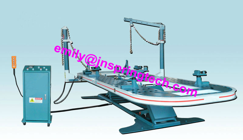 Car Straightening Frame Machine Auto Chassis Alignment
