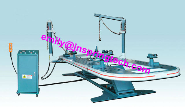 Car straightening frame machine/Auto chassis alignment bench/car ...