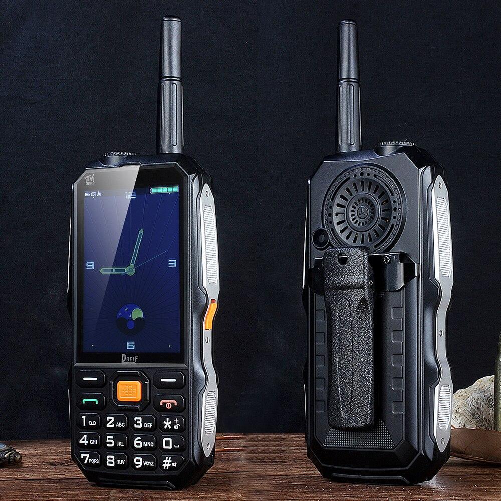 DBEIF D2017 téléphone portable pour extérieur 3.5