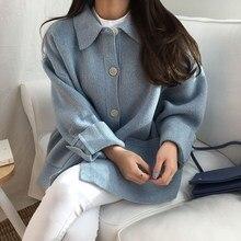 Vintage Short Knited Sweaters Women Fashion Oversized Sweater Ladies Coats Woman Harajuku Tops