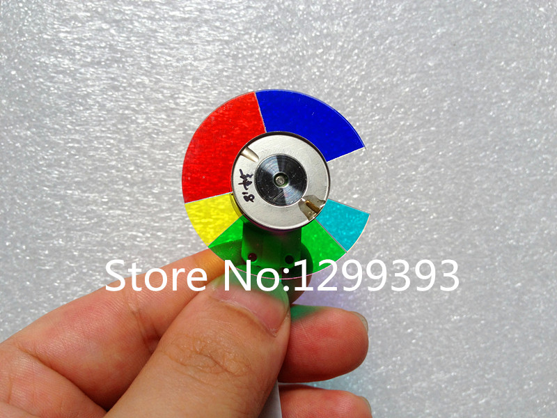 Projector Color Wheel for  Optoma EX610ST  Free shipping projector color wheel for optoma x303 free shipping