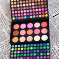 DHL free shipping New makeup Professional 183 Colors eye Shadow Palette (12 pcs)