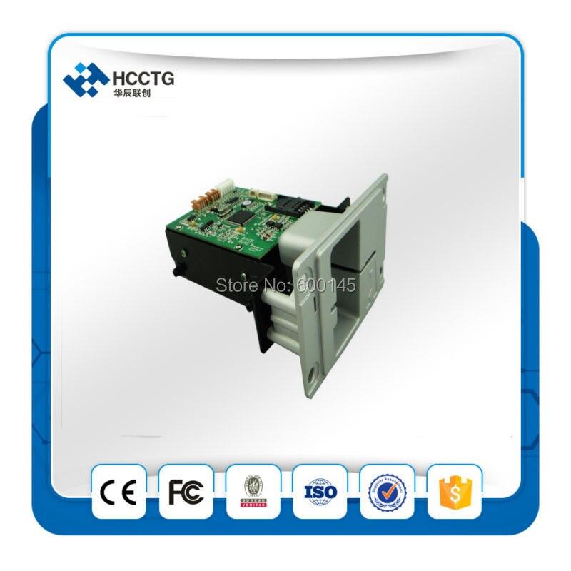 Chino 13,56 MHz serie Atm de lector de tarjeta de Chip, escritor/dispensador de tarjetas kiosk. HCRT288K - 5