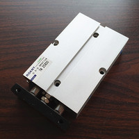 TN25 50 Aluminum Alloy Dual Action Pneumatic Air Cylinder Free Shipping