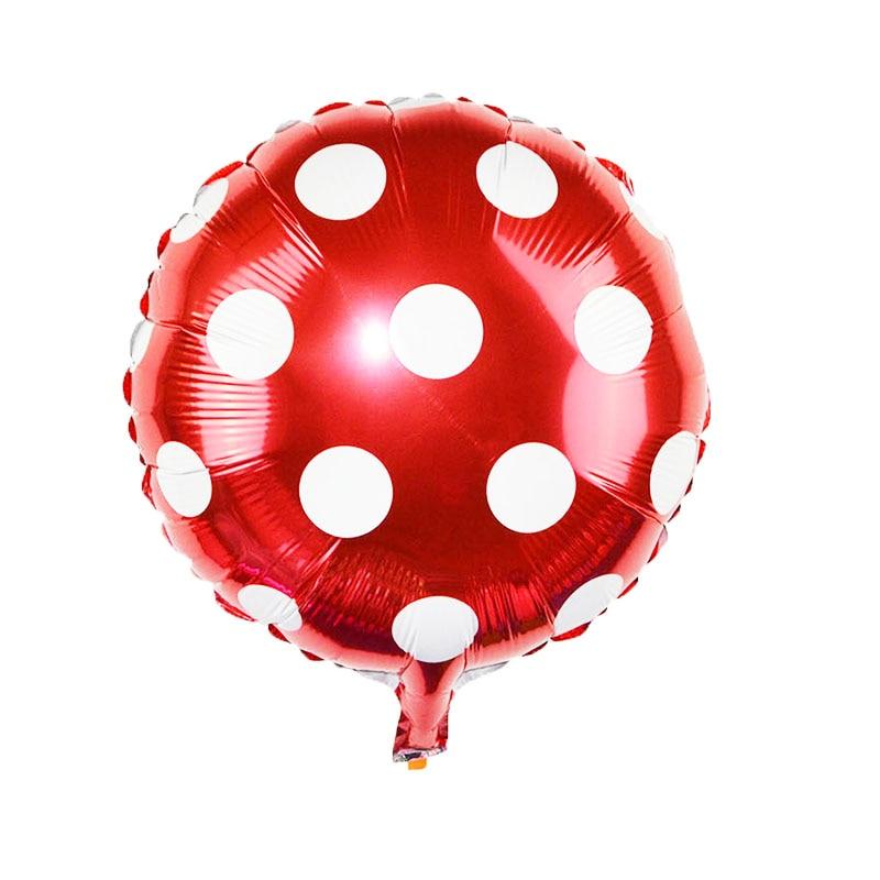 2-3 шт 18 дюймов леденец фольги воздушный шар конфеты мельница точка Алюминиевые шарики для свадьбы детский душ товары для дня рождения Детски... смотреть на Алиэкспресс Иркутск в рублях