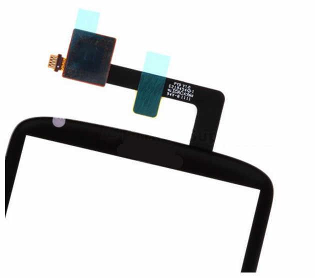 Touchscreen per HTC Sensation 4G, G14, Z710t Z710e Digitizer Vetro del Pannello Frontale Obiettivo di Vetro Sensore parti di Ricambio