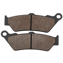 Cyleto Motorcycle Front Brake Pads for BMW GS G650 GS G650GS 12-14 09-15 G 650 Xcountry 07-08 F 700 GS F700GS F700 GS 2013-2015