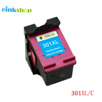 Re Manufactued For HP 301 XL Colour Ink Cartridge For HP Deskjet 1000 1050 1050a 2000