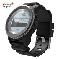 696 GPS Bluetooth Smart часы S968 шагомер Фитнес трекер сердечного ритма Мониторы IP68 watchproof smartbracelet