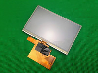 Original 4 3inch For TomTom XL 4ET03 GPS Nnavigation LCD Display Screen Touch Screen Digitizer