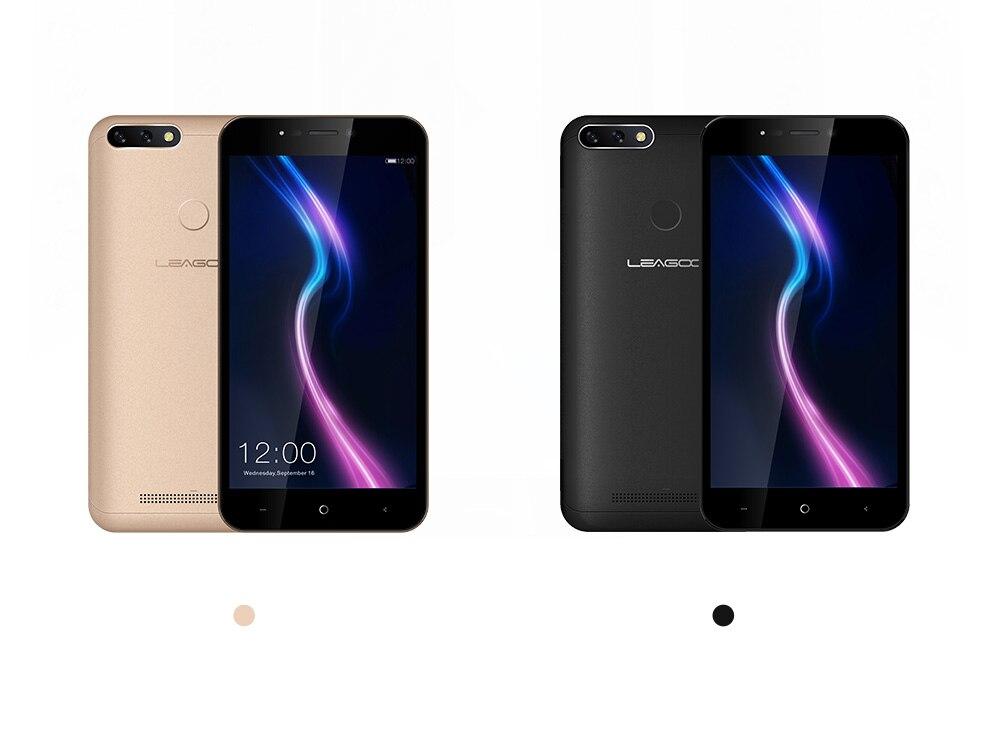 LEAGOO POWER 2 PRO 4000mAh Face ID Fingerprint Smartphone 2GB+16GB Dual Camera Android 8.1 Quad Core 5.2' HD 4G Mobile Phone (13)