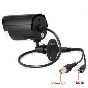 Image 5 - Цветная камера видеонаблюдения 900TVL с 24 светодиодный ными ИК фильтрами