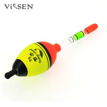 Vissen 1 pc EVA Fishing Float Drift Float Weight Rigging Kit Sea Rock Fishing Striking Portable Water Float Bobbers 8g 10g 30g