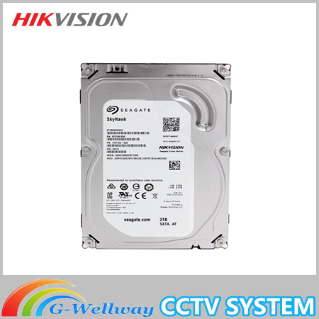 Seagate 2TB hikvision Video Surveillance HDD Internal Hard Disk Drive 5900 RPM SATA 6Gb/s 3.5-inch 64MB Cache HDD For Security виброплита калибр бвп 8 2 5900
