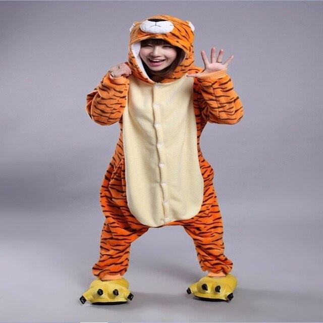a431b03bf8 Kigurumi adulto Alaska Tigre ropa de dormir pijama de franela de conjuntos  Cosplay disfraz Animal pijamas