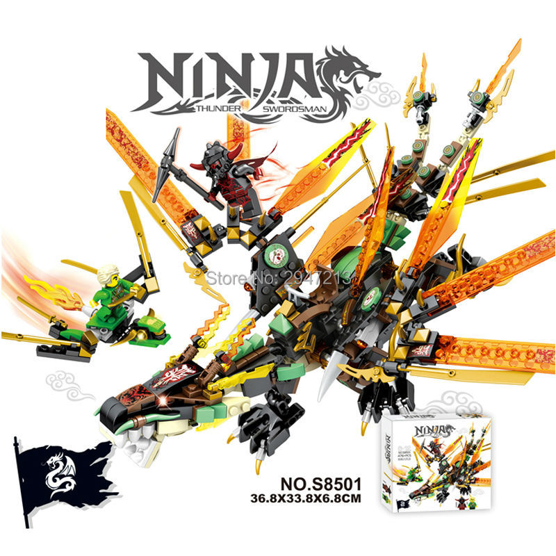 hot sembo block compatible lepin ninja figures lloyd flame wings with dragon knight weapons Building blocks Toys for children hot sembo block compatible lepin architecture city building blocks led light bricks apple flagship store toys for children gift