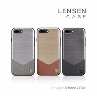 for iPhone 7 Plus Nillkin Lensen Hard back Cover Luxury Phone Case 5.5 inch for iPhone 7 Plus Phone Protective Cases