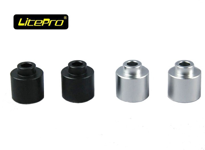 Litepro hub adapter converter 74mm to 100mm for front hubs spacing extender