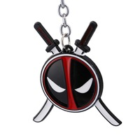 Deadpool Logo Exclusive Keychain (2 Colors) 5