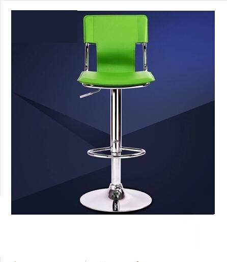 office green color bar chair blue computer PC stool retail and wholesale yellow white color lift stool free shipping 240337 ergonomic chair quality pu wheel household office chair computer chair 3d thick cushion high breathable mesh