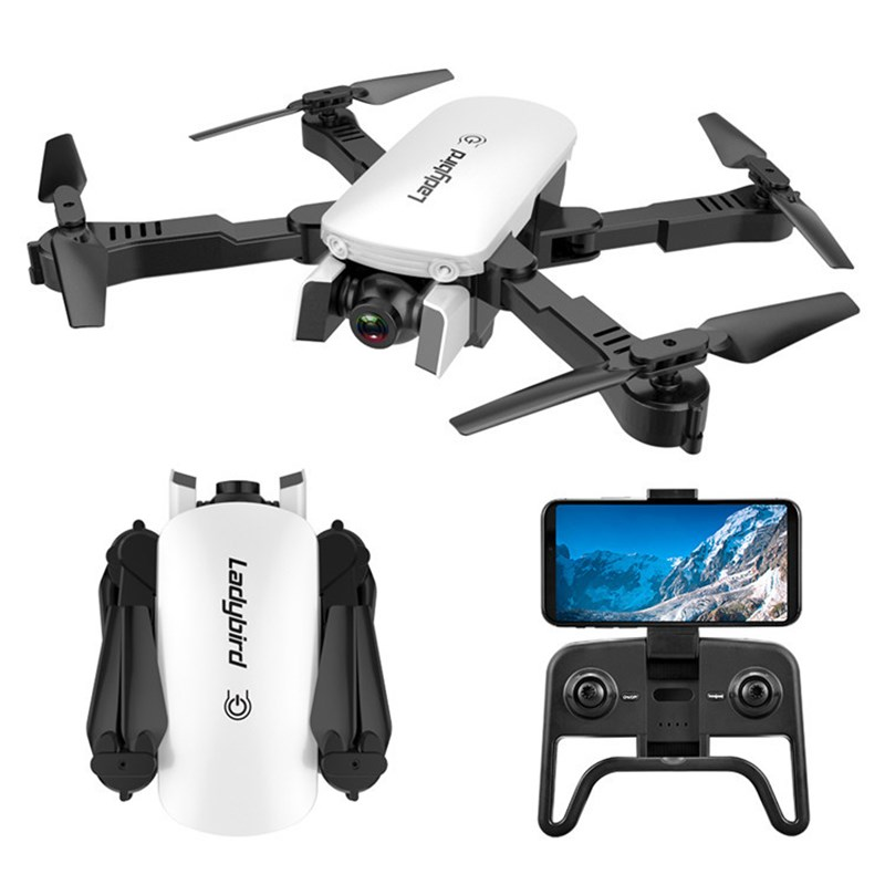 Drone 4K HD Aerial Camera Quadcopter Optical Flow Hover Smart Follow Dual Camera RC Helicopter Drone With Camera R8 Dron