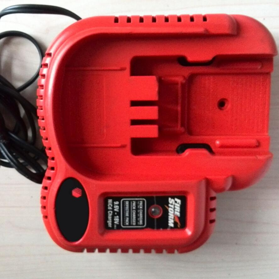 Used and Reconditioned NI-CD NI-MH Battery Charger For Black&Decker 12V - 18V Serise Electric Drill Screwdriver Tool Accessory