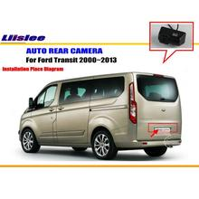 Liislee для Ford Transit 2000~ 2013-камера заднего вида/резервная Парковая камера/HD CCD RCA NTST PAL/свет номерного знака OEM