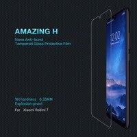 Xiaomi redmi 7 強化ガラススクリーンプロテクター NILLKIN アメージング H ナノアンチバースト保護ガラスフィルム Xiaomi redmi 7 電話 スクリーンプロテクター 携帯電話 & 電気通信 -