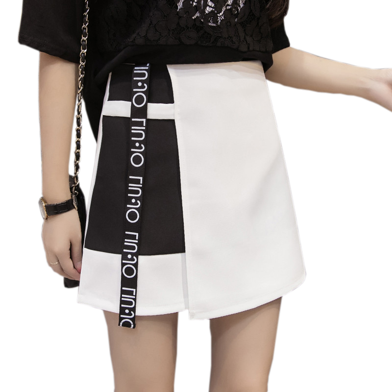 Модные корейские юбки