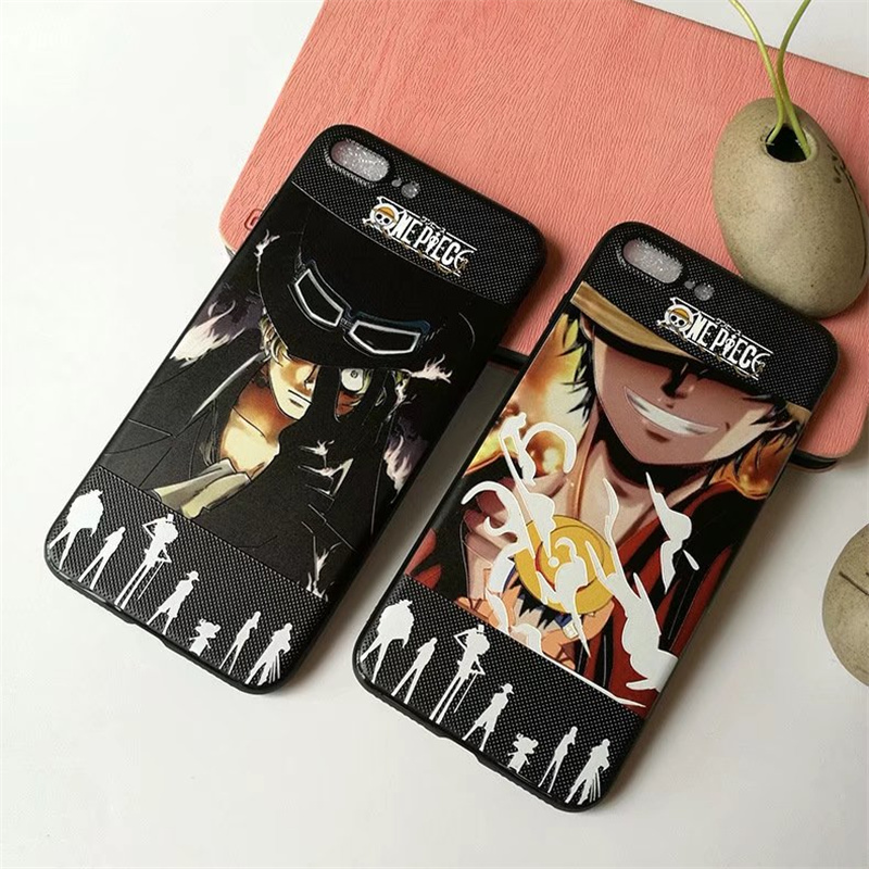 coque iphone 8 one piece zoro