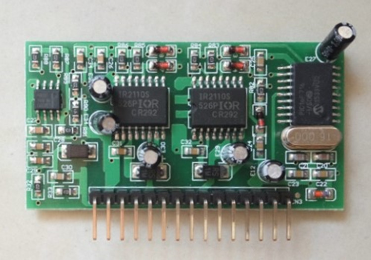 Imported PIC16F716+IR2110S Drive Panel Modular Inverter For Pure Sinusoidal Inverter Driver Board