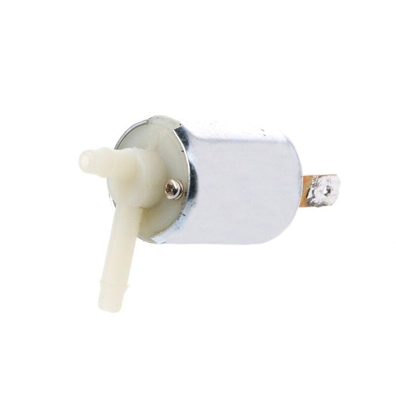 DC12V нормально закрытый Тип электронный Управление электромагнитный не рекомендуется воздушный клапан