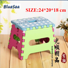 BlueSea Plastic Folding Chair Folding Seat Portable Multi Purpose Folding Step Stool Home Train Outdoor Storage Foldable Chair  sc 1 st  AliExpress.com & Online Get Cheap Step Stool Foldable -Aliexpress.com | Alibaba Group islam-shia.org