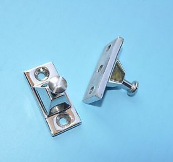 2pcs 316 Marine Grade Stainless Steel Side Mount Bimini Top Deck Hinges-in  Marine Hardware from Automobiles & Motorcycles on Aliexpress com | Alibaba