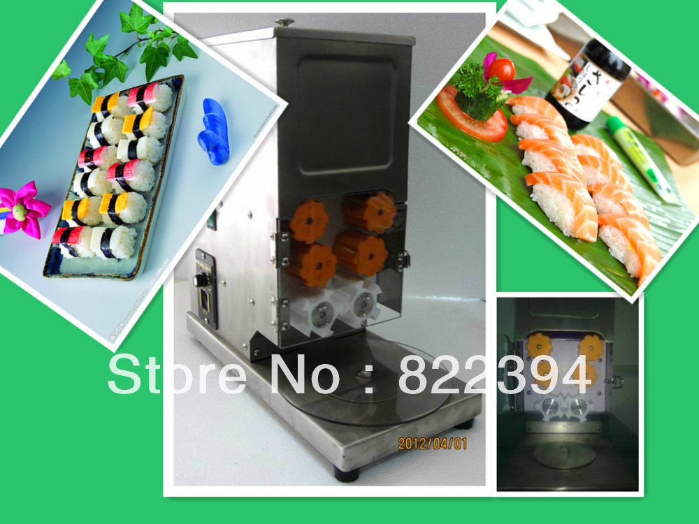 Hot sale sushi rice roll molding machine sushi maker sun sushi