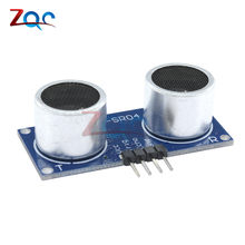 HC-SR04 HC-SR04P Ultrasonic Module Distance Measuring Sonar Sensor Module For Arduino(China)