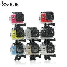 Обновление 2.0 Дюймов Symrun Оригинал SJ4000 Wifi Камера Действий Дайвинг 30 М Водонепроницаемая Камера Подводная 1080 P Спорт Камеры Спорт Cam