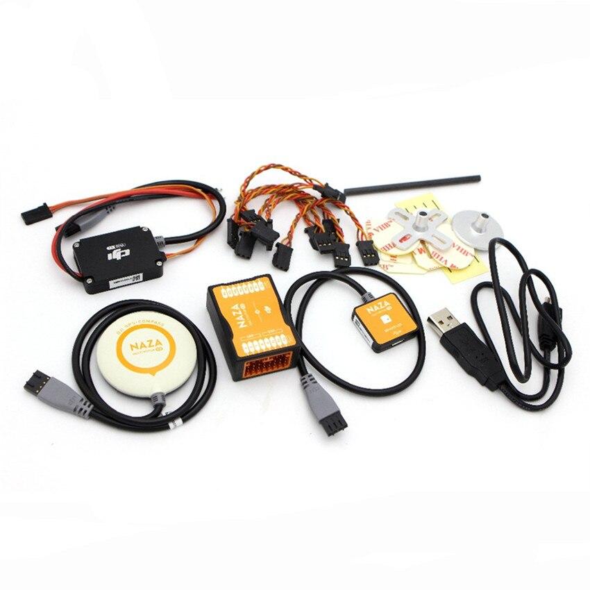DJI Naza V2 Flight Controller Includes GPS Naza M Naza M V2 Fly Control Combo for
