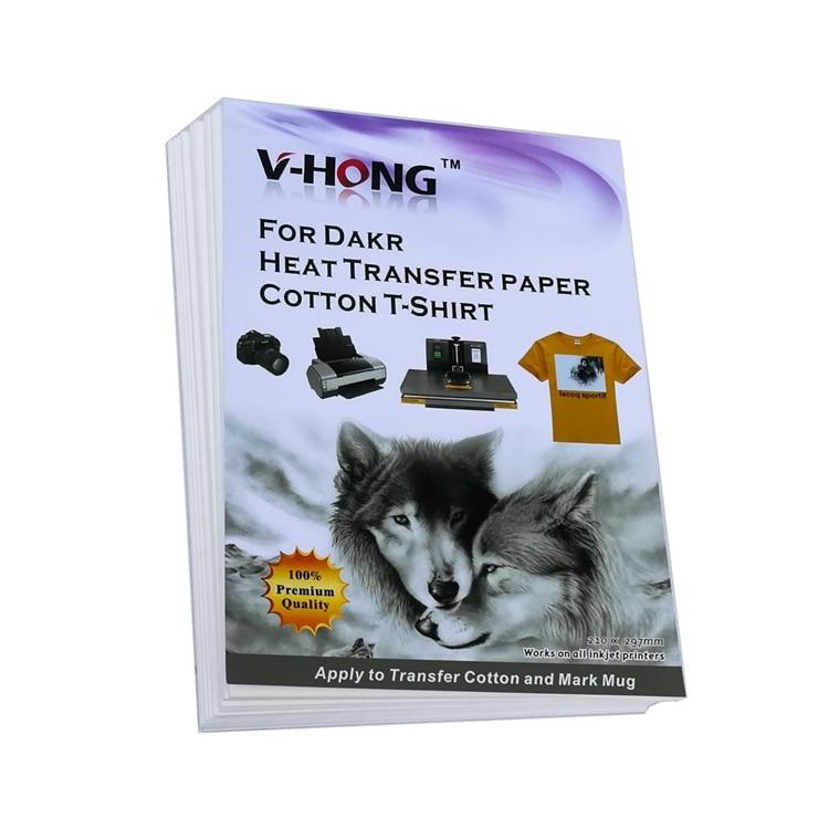 V-HONG brand dark color Outdoor activities T-shirt sublimation transfer paper dark grey lace up design v neck t shirt