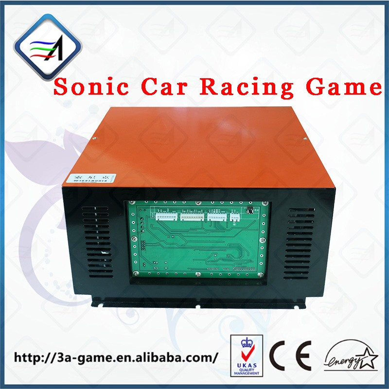 Sonic car racing game-7