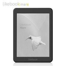 Likebook Mars электронная книга 7,8 дюймов BOYUE T80D e-ink eReader 8 ядерный Android 6,0 2 г/16 г слот для карт 64 г удлиненный передний свет электронная книга