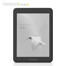 Inviare a Partire Da US 2019 Likebook Mars Lettore di eBook 7.8 pollici BOYUE T80D e ink eReader 8 Core Android 8.1 dual color frontlight 2G/16GB